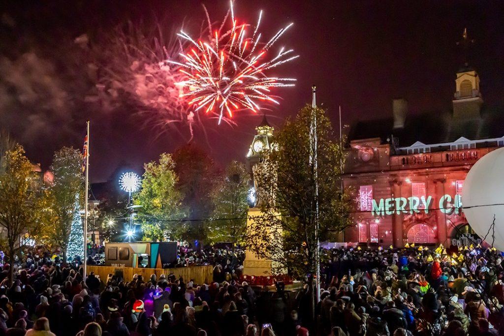 Invitation to Tender to Manage Lumen - Crewe's Night of Lights