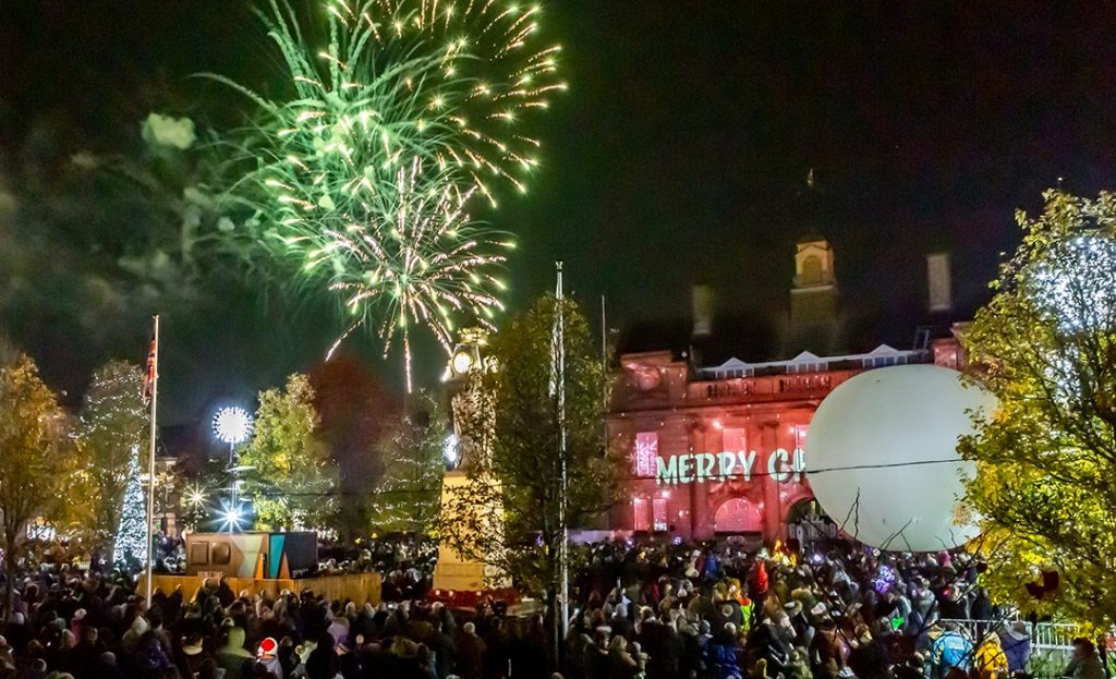 Crewe celebrates another night to remember with Lumen 2019