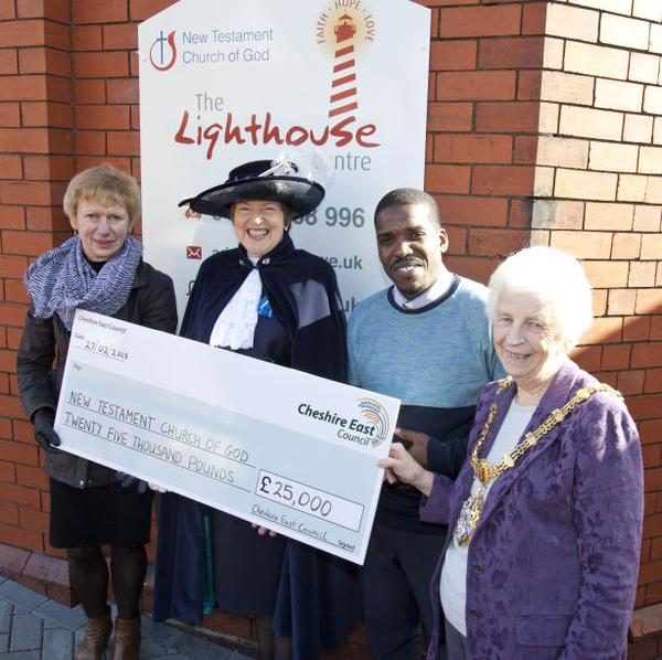 Prince's Trust supports the Lighthouse Centre