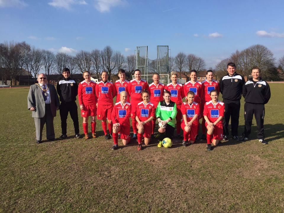 20th March - Crewe Alexandra Ladies Football Club