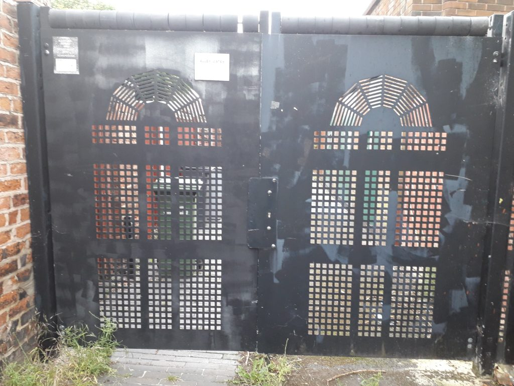 Alley Gates Consultation