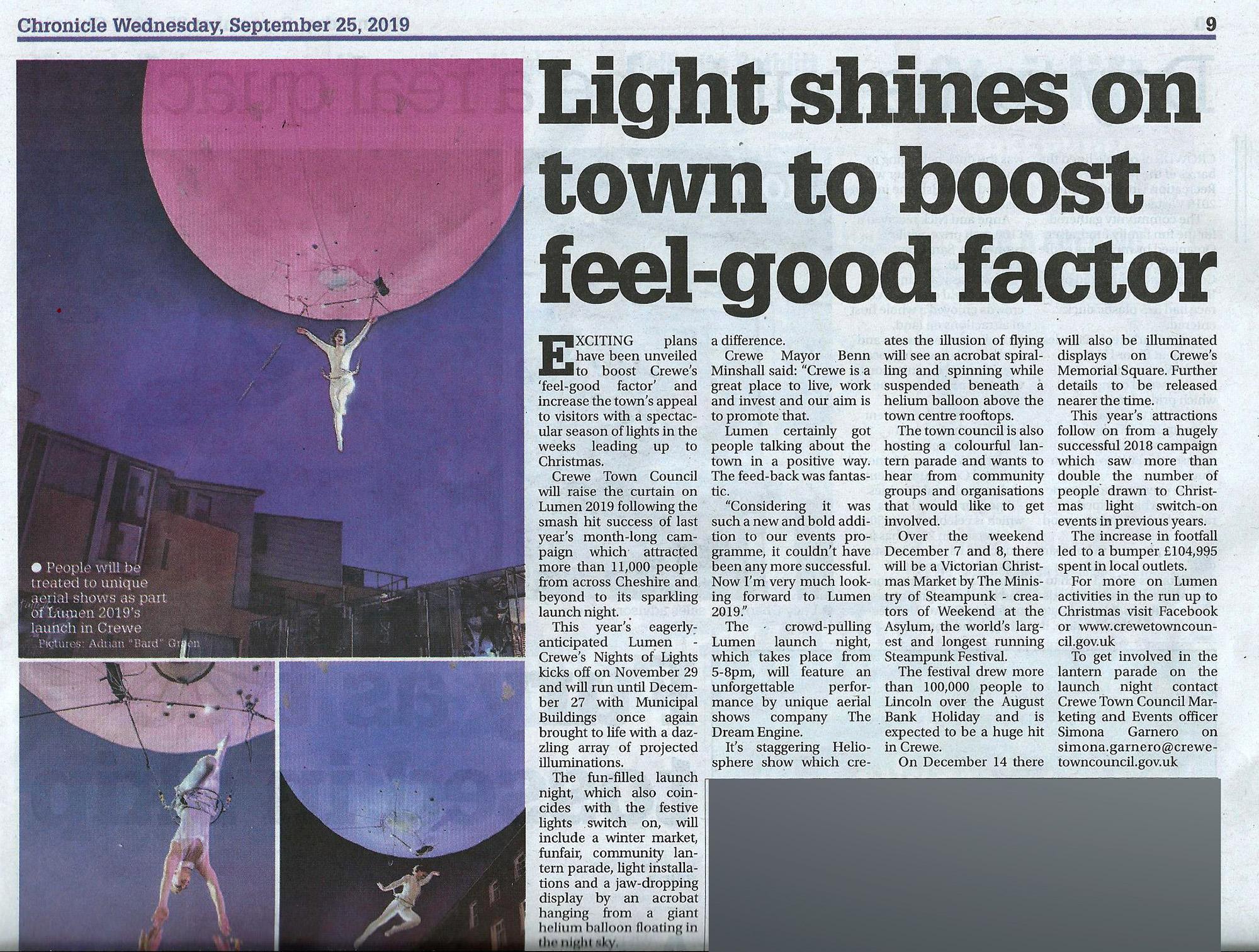 Crewe Chronicle 25092019