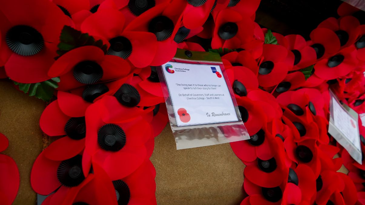 Crewe Remembrance Day 2020 2 14