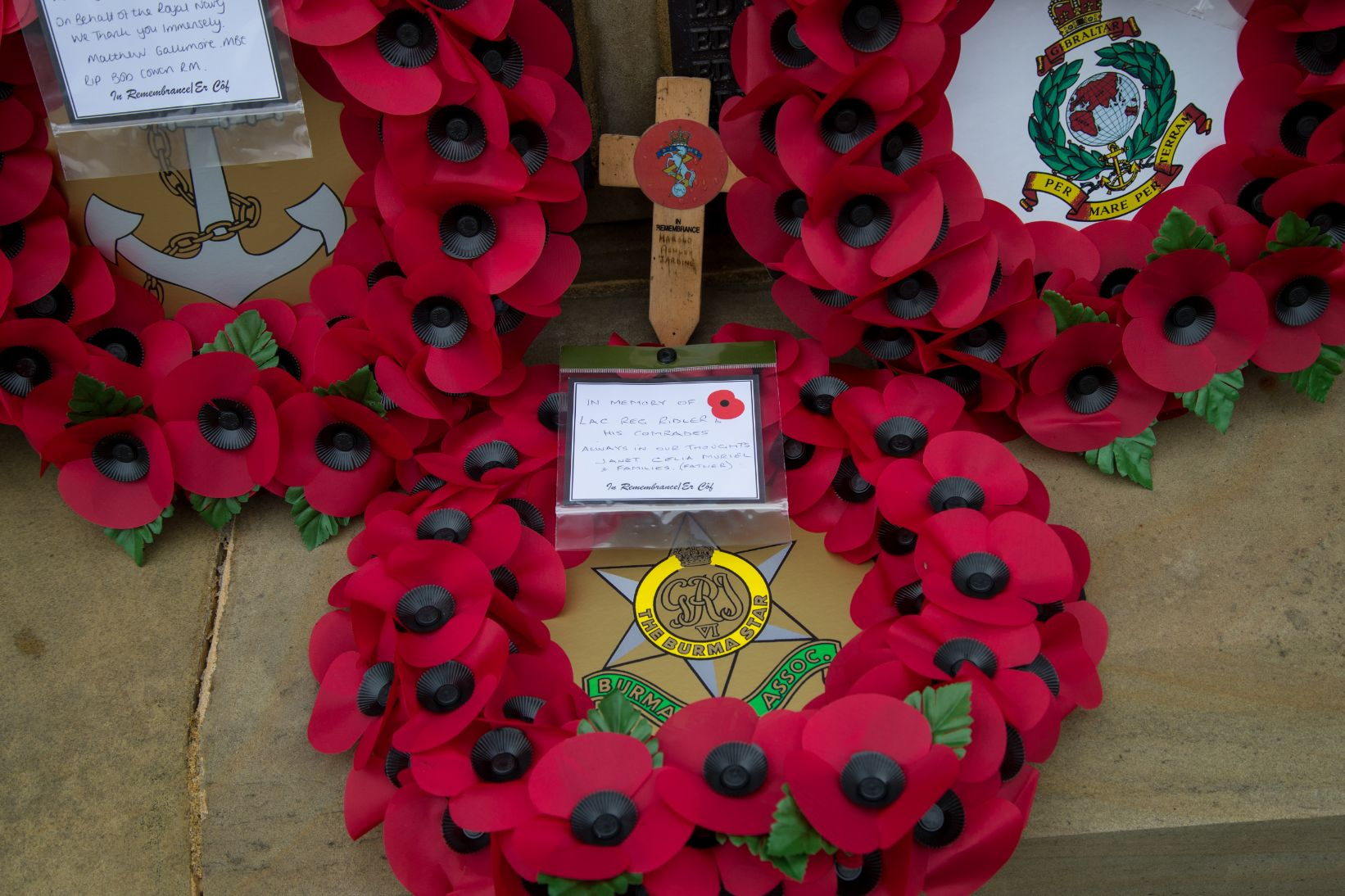 Crewe Remembrance Day 2020 43