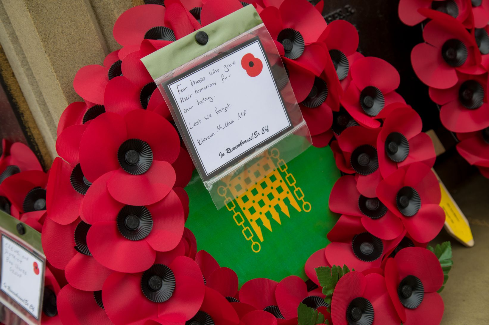 Crewe Remembrance Day 2020 51