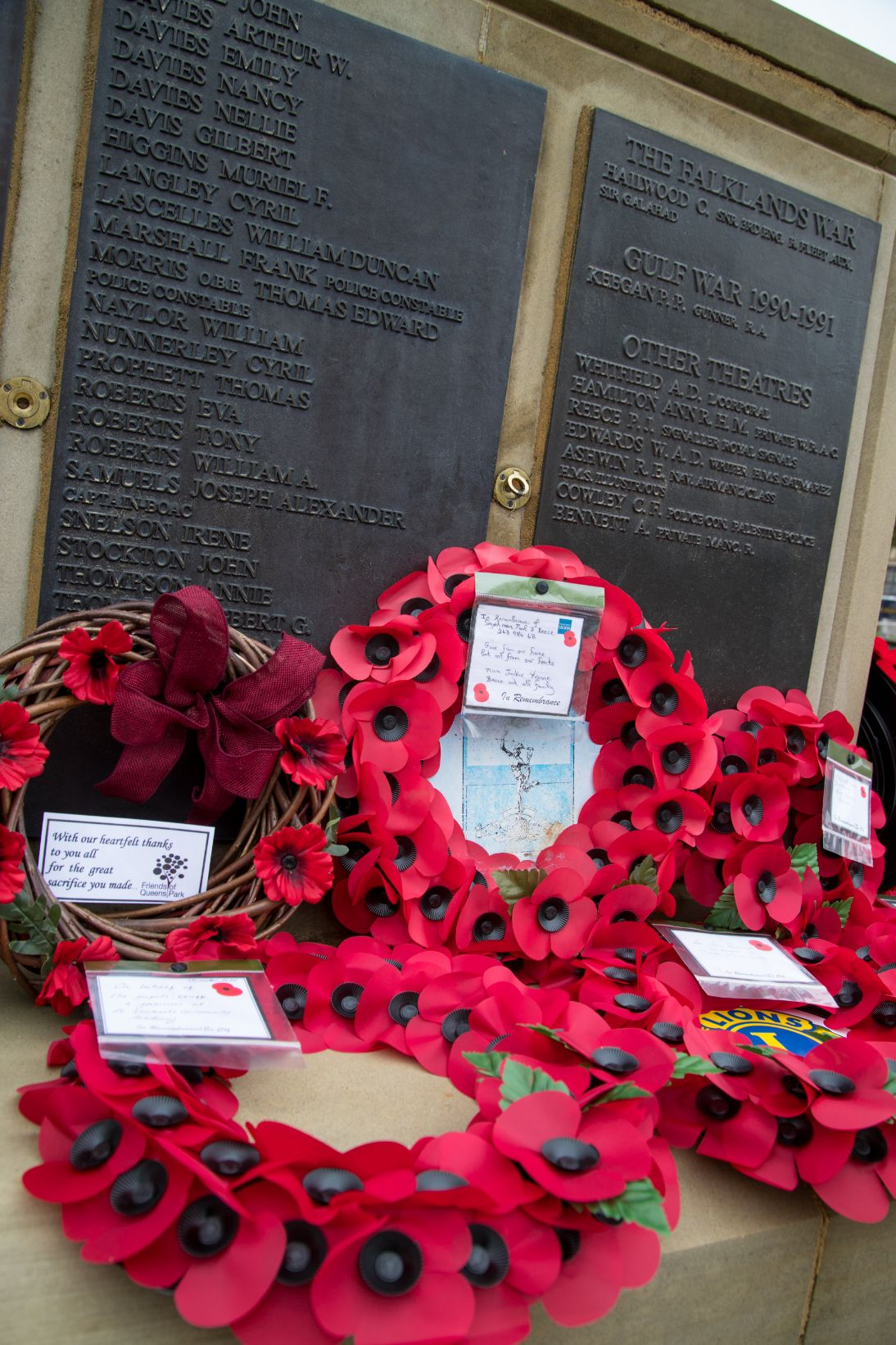 Crewe Remembrance Day 2020 55