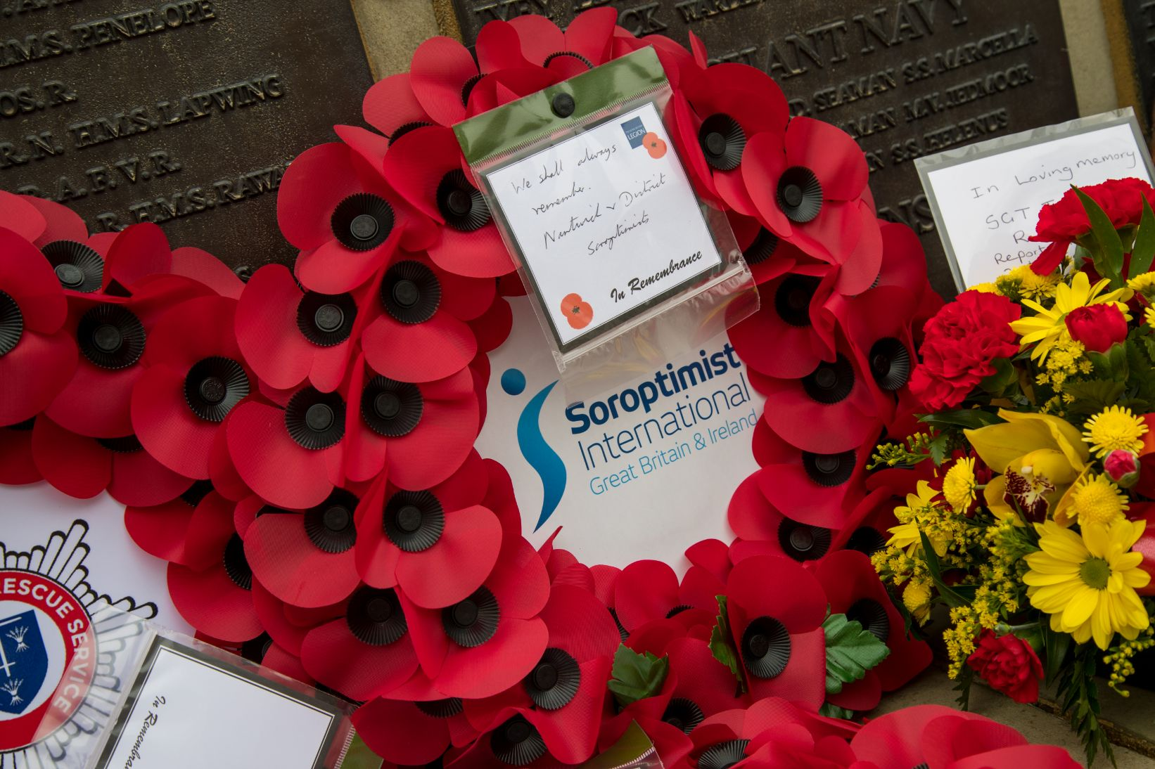 Crewe Remembrance Day 2020 57