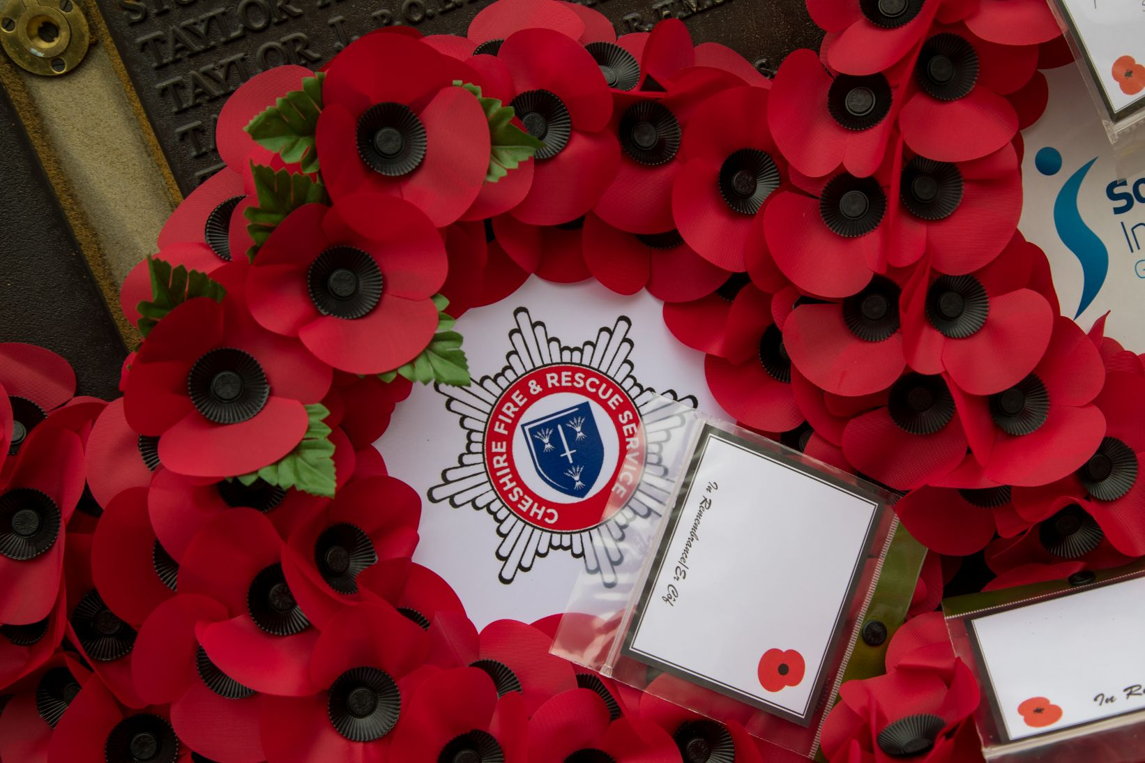 Crewe Remembrance Day 2020 58