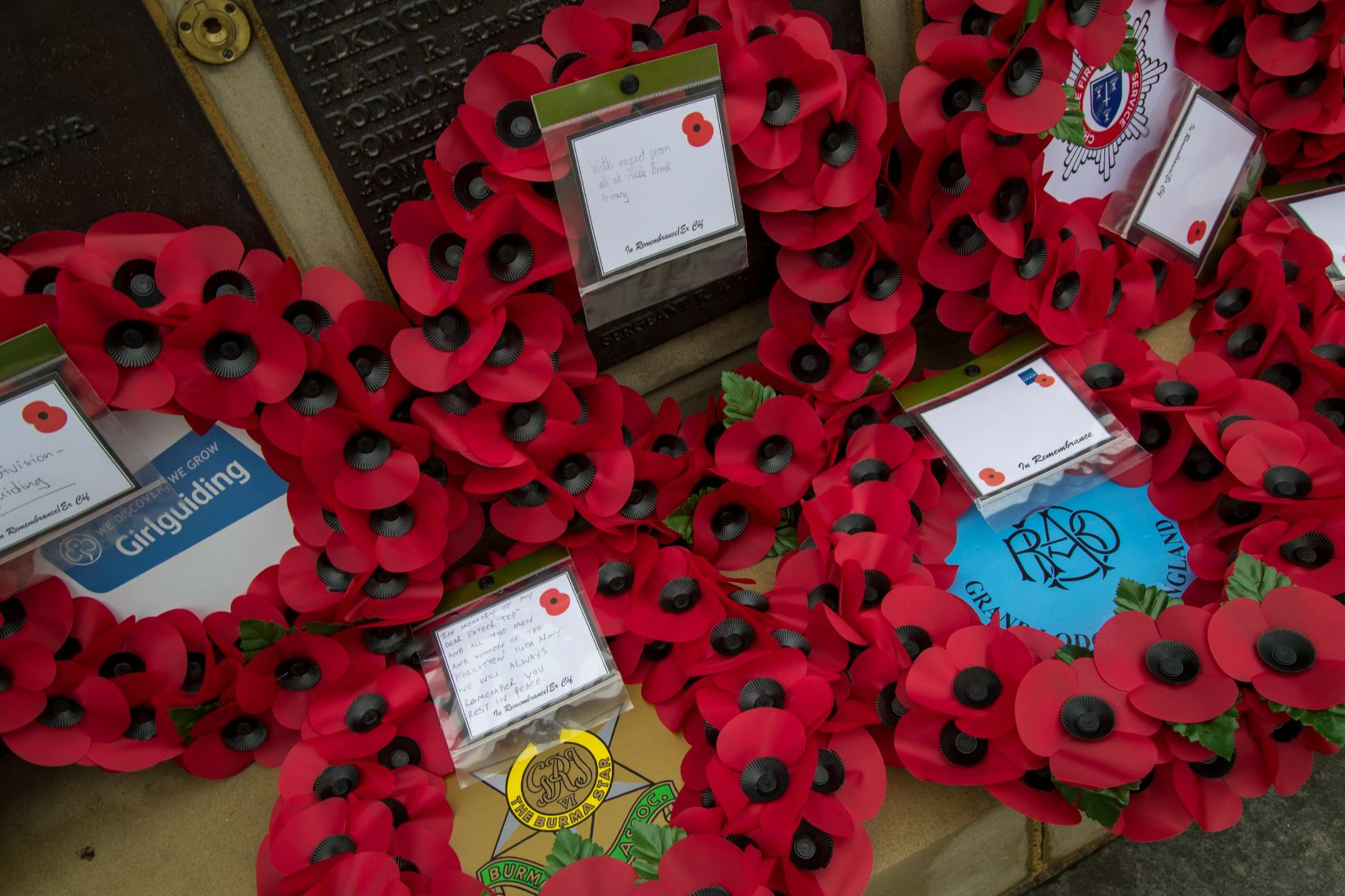 Crewe Remembrance Day 2020 60