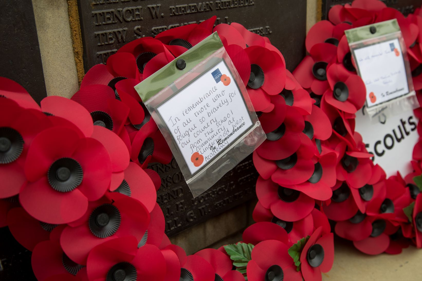Crewe Remembrance Day 2020 67