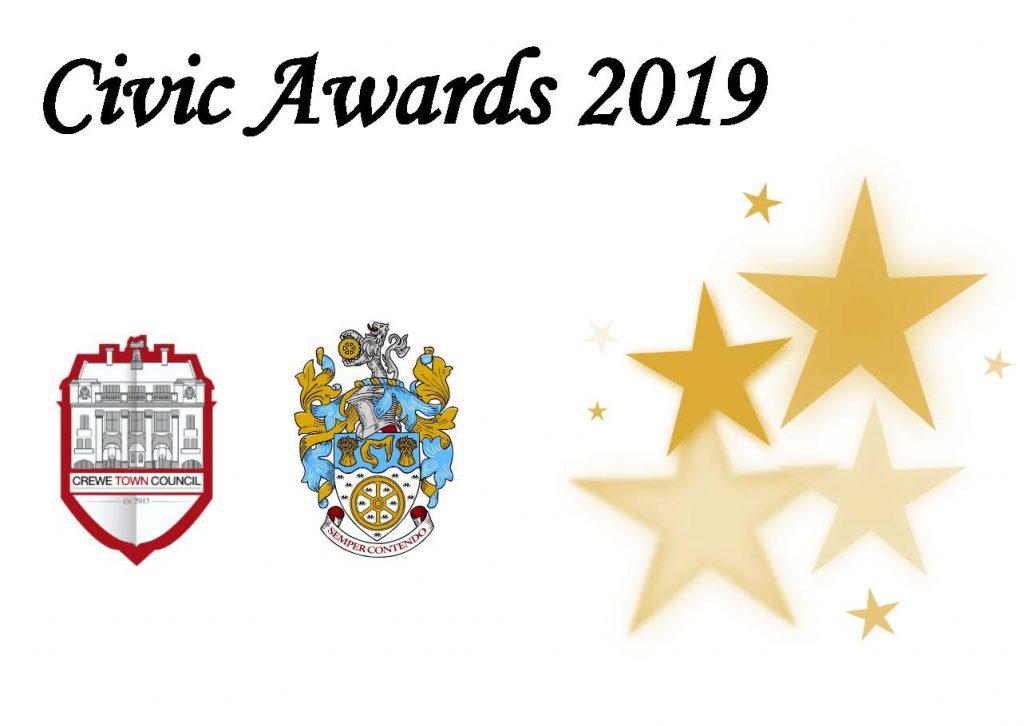Crewe Town Council Civic Awards 2019