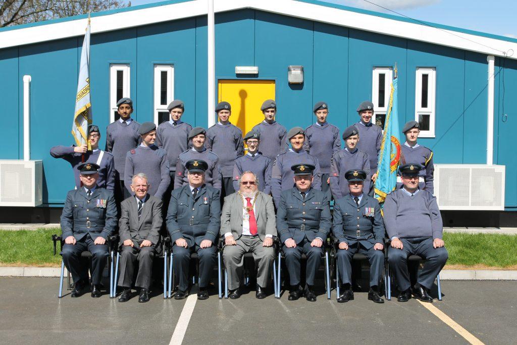 23rd April - Cadet Hut Opening