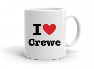 Message from the Mayor of Crewe