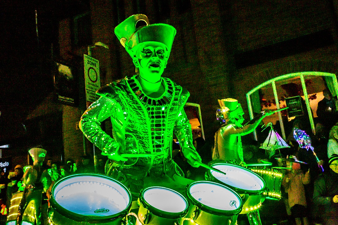 Lumen 2018 Spark Drummers2