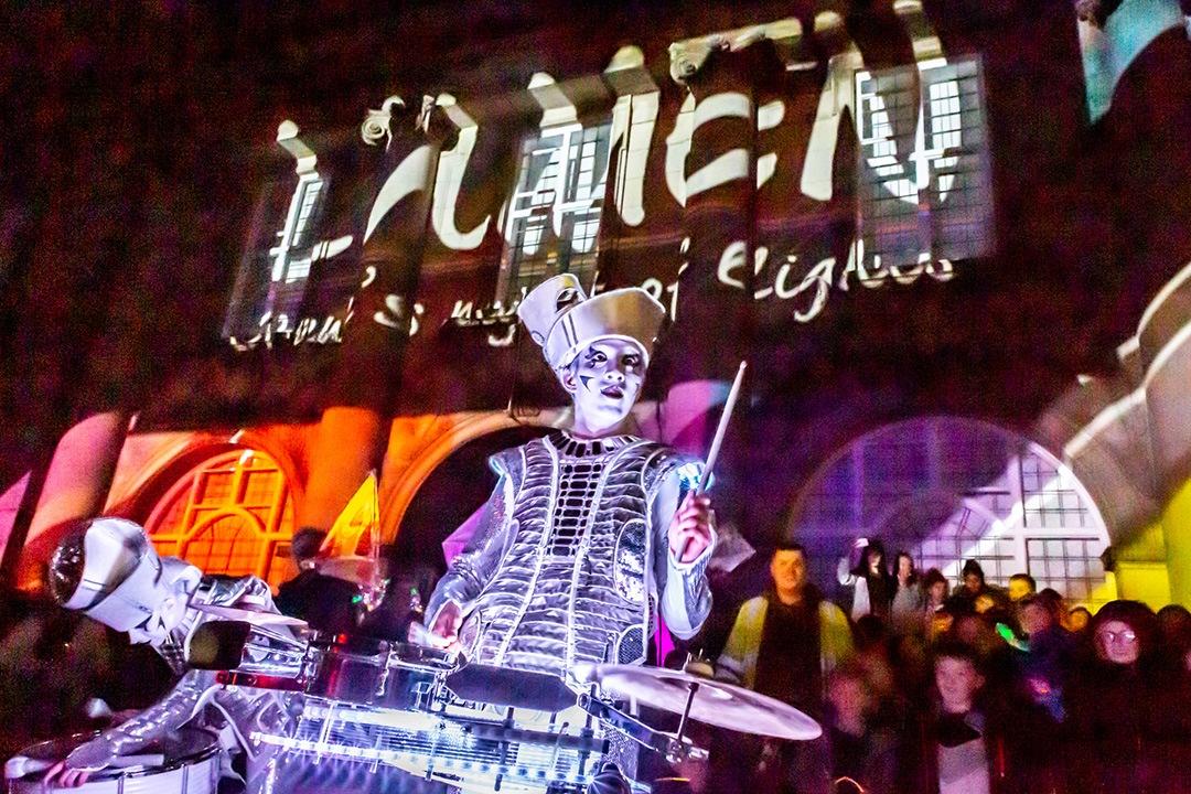 Lumen 2018 Spark Drummers3