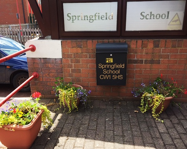 Plants Springfield School