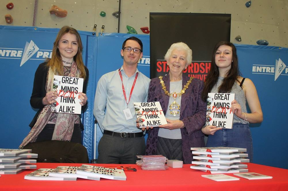 Higher Education Fair at South Cheshire College