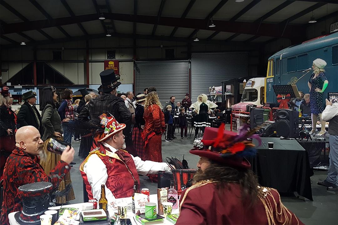 Steampunk Event 2019 photo ERigby 11