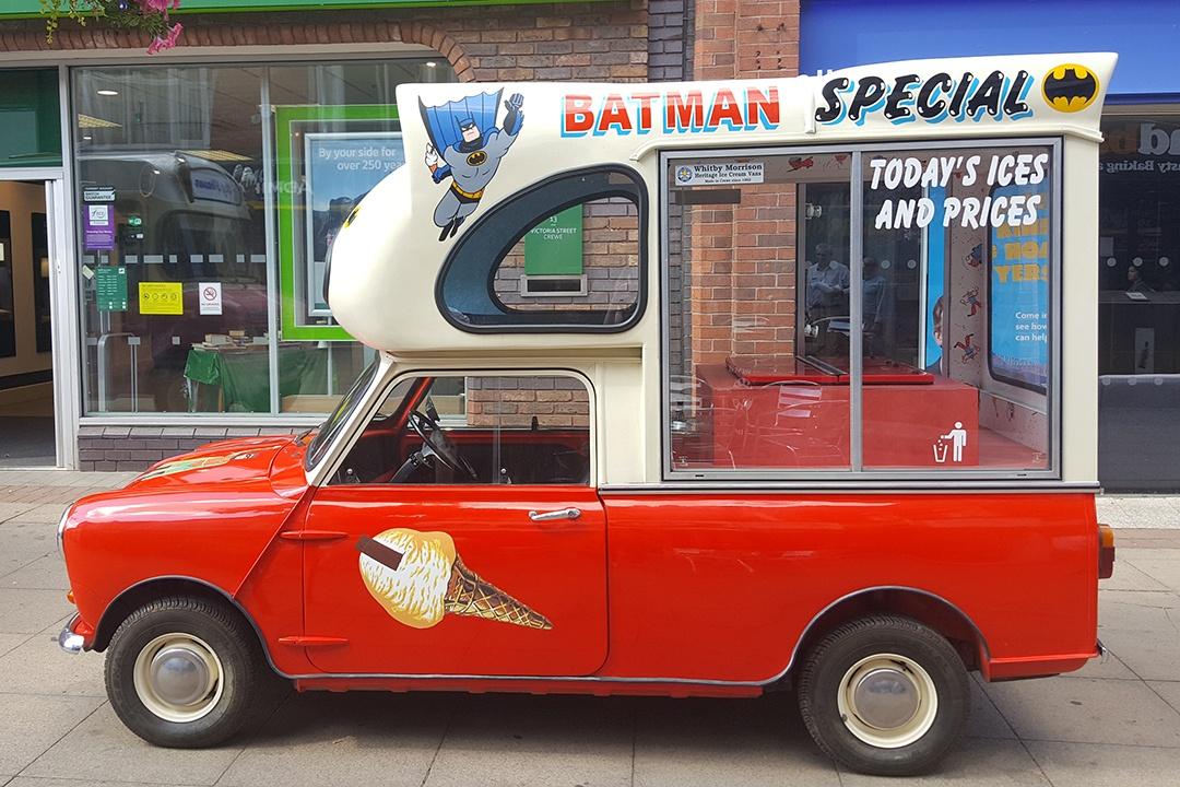 Traction 2018 Batman Special ice cream van 3 1