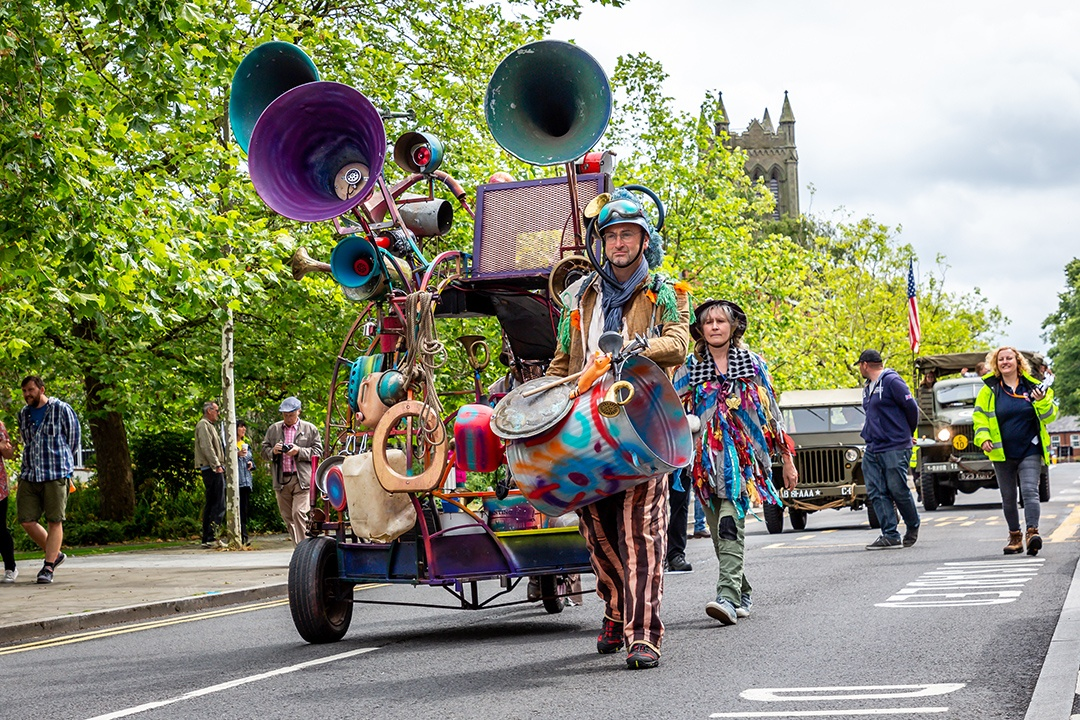 Traction 2019 Hurly Burly photo by Pete Robinson 1