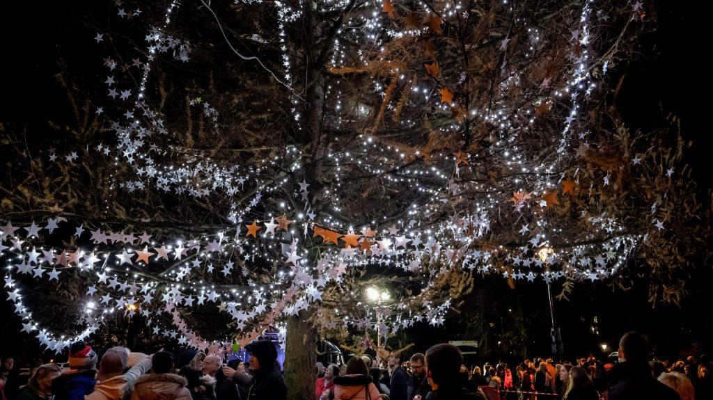 Crewe Tree of Light Ceremony 2020