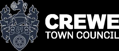 crewe town council logo